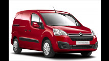Citroën runderneuert den Berlingo