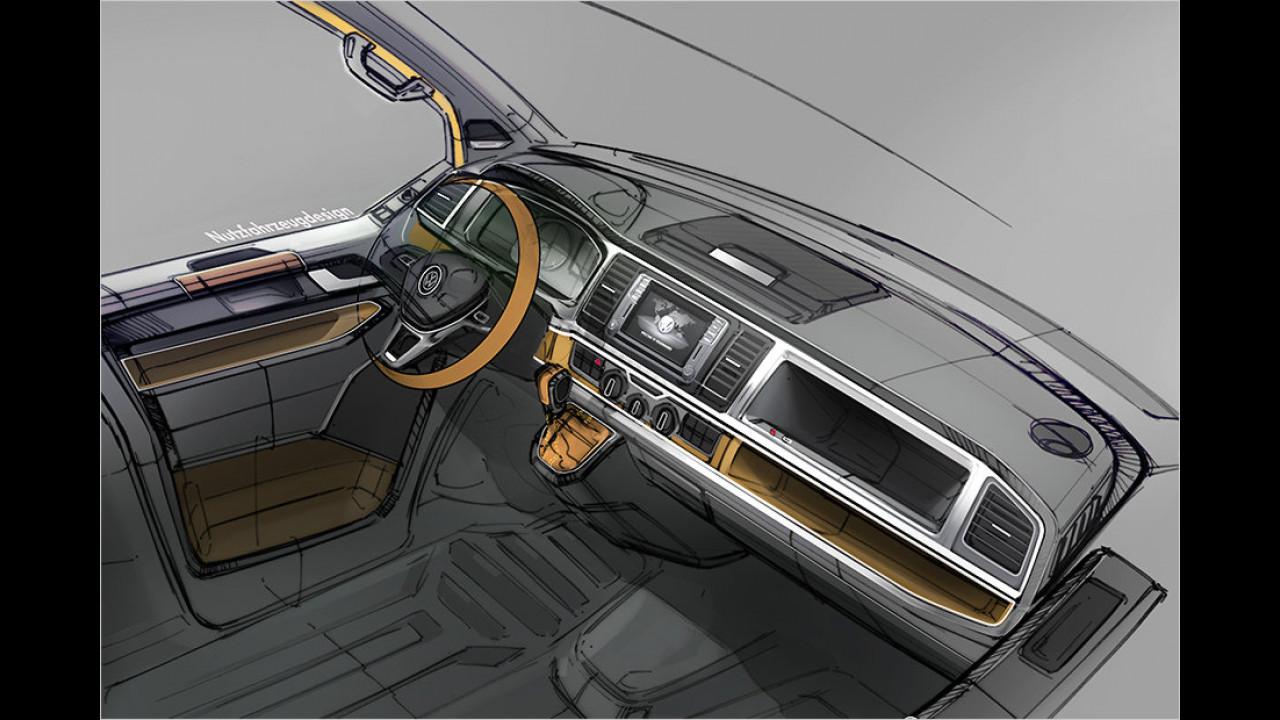Das neue Cockpit des T6