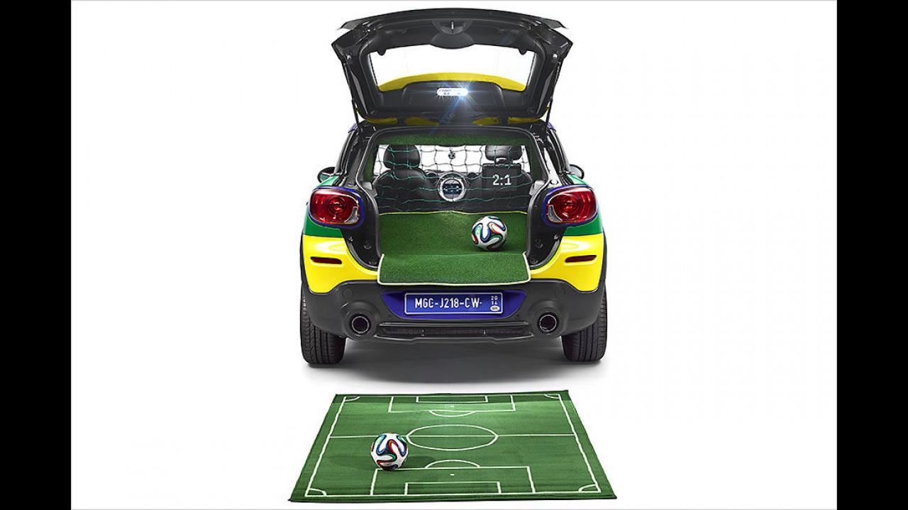 (2014) Mini Paceman GoalCooper