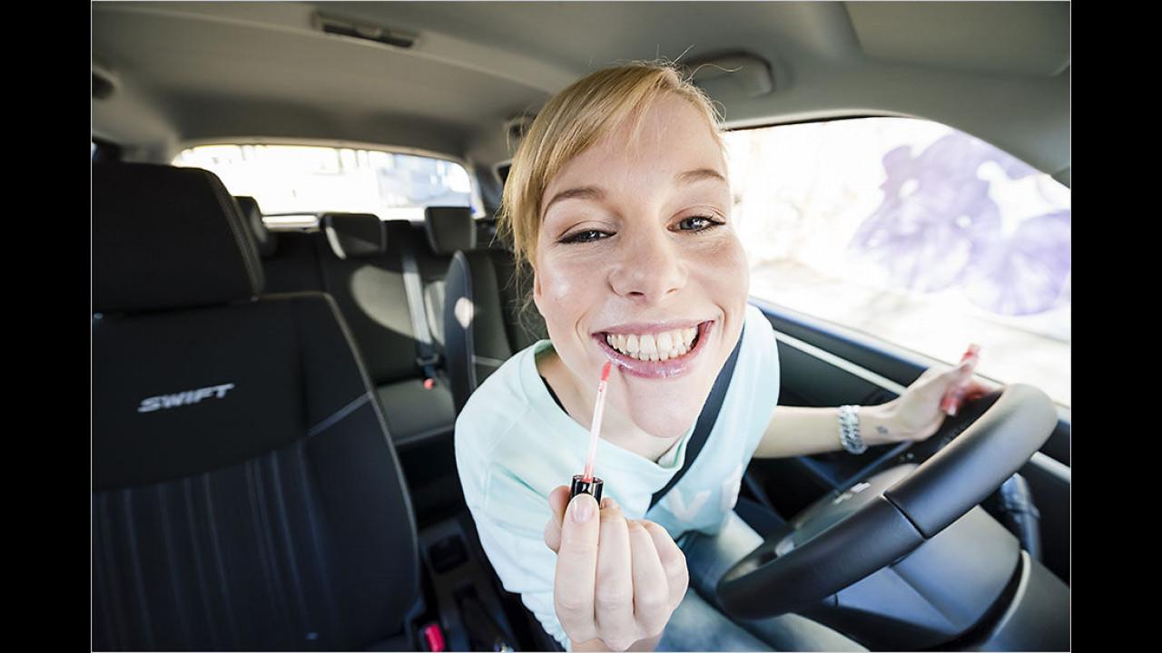 (2014) Suzuki Swift ,Selfie