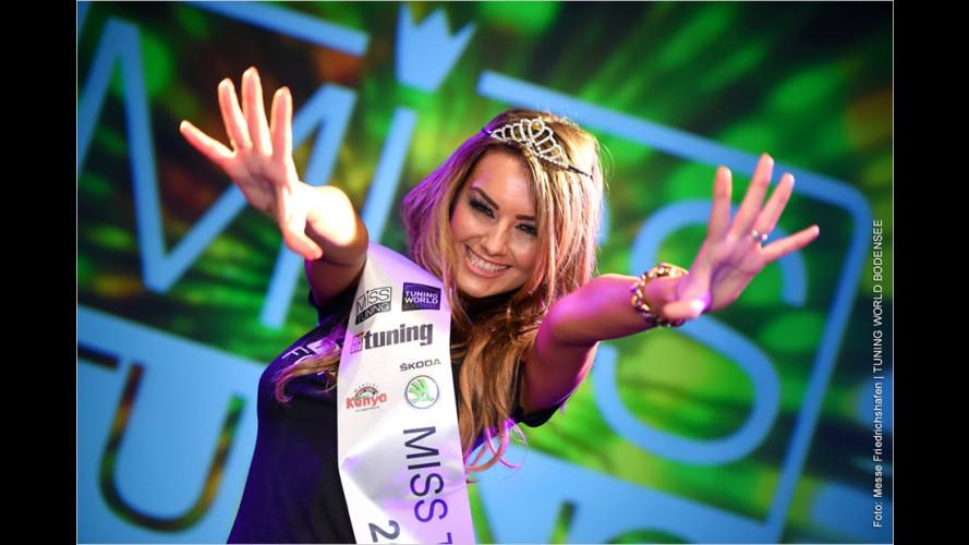 Veronika Klimovits ist die Miss Tuning 2014