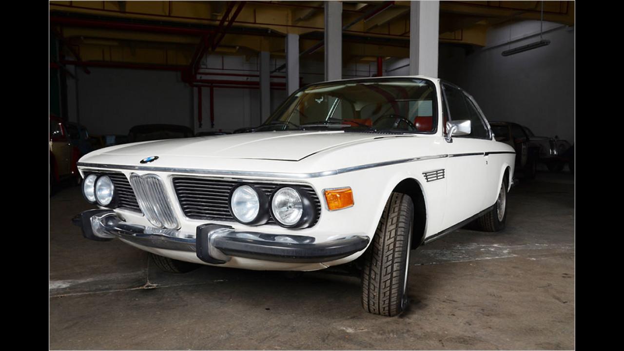 BMW 3.0 CS (1972)