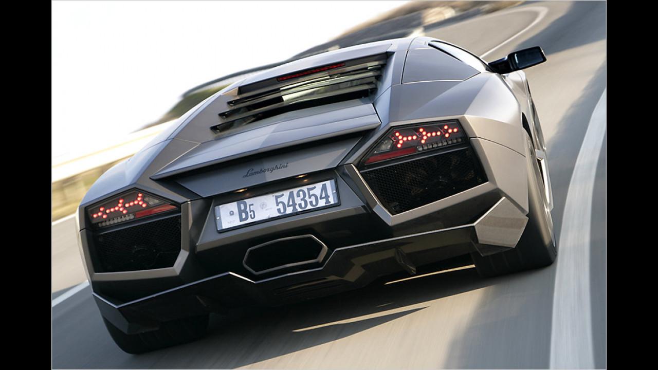 2008: Lamborghini Reventon