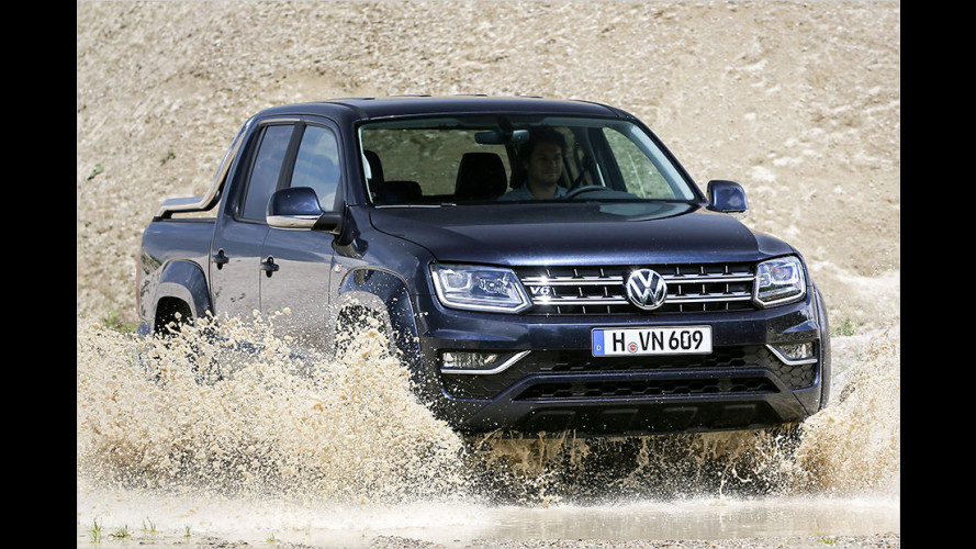 VW Amarok: