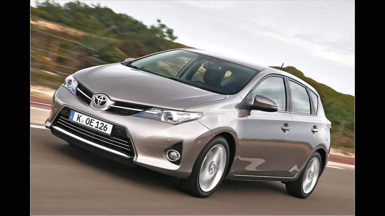 Kompaktklasse, Platz 1: Toyota Auris