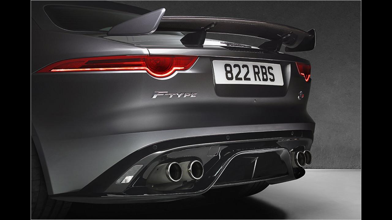 2016: Jaguar F-Type