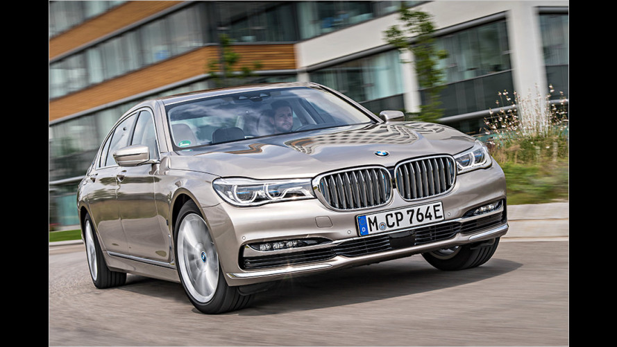 BMW 740Le xDrive iPerformance: Plug-in-Hybrid im Test