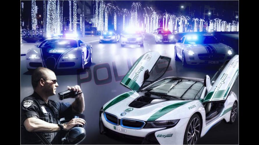 Hier will jeder Polizist sein