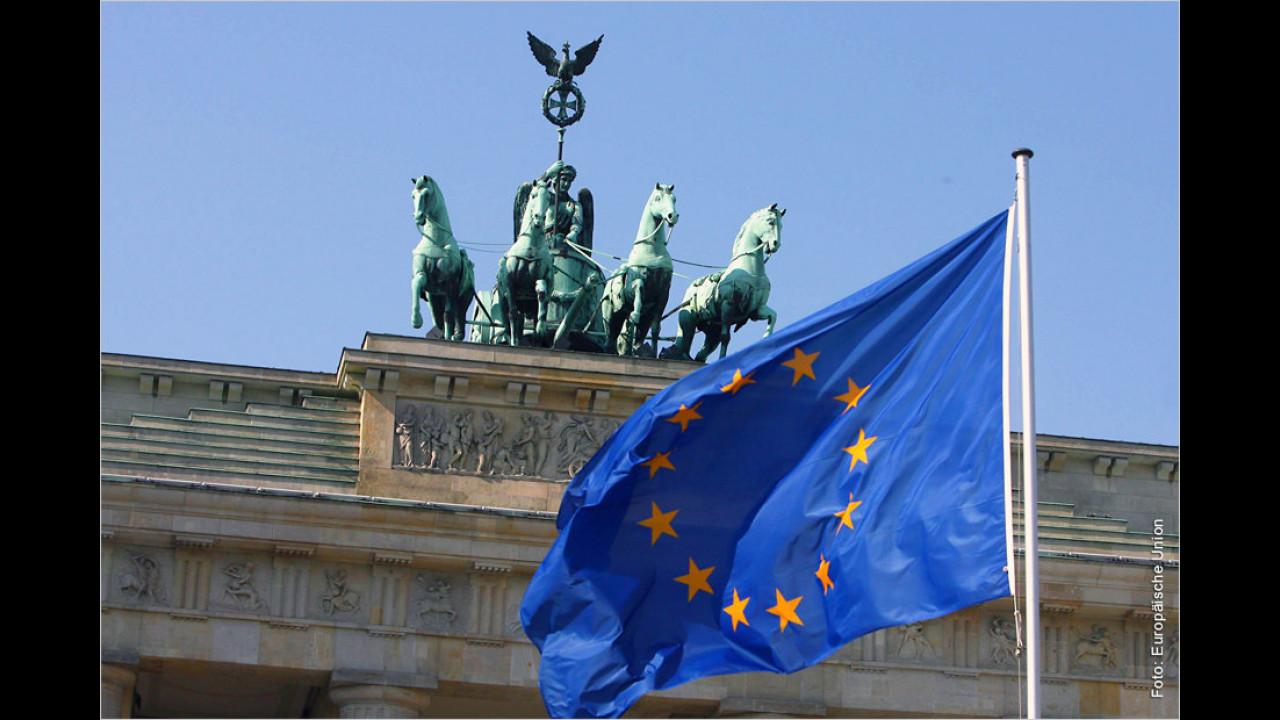 EU-weite Bußgeldregelung