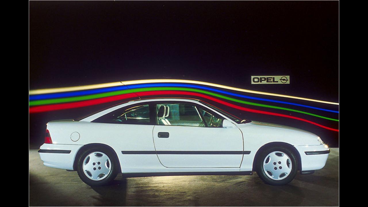 1989: Opel Calibra