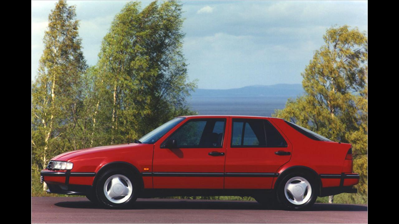 1984: Saab 9000