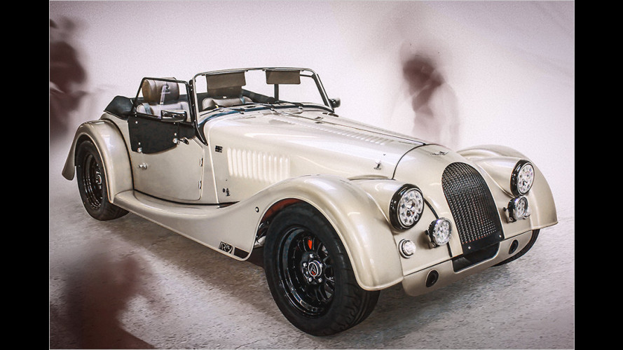 Morgan AR Plus 4 mit 228 PS in Kleinauflage