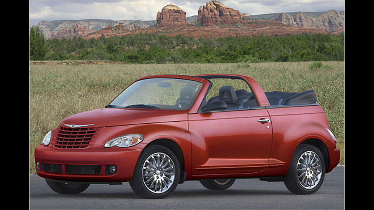 Chrysler PT Cruiser Cabrio (2004 bis 2008)