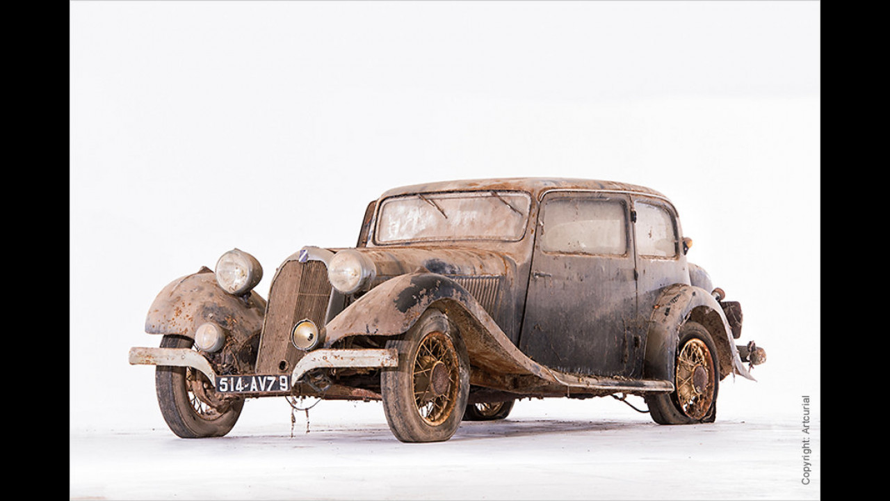 Talbot Lago T120 Coach (ca. 1936)