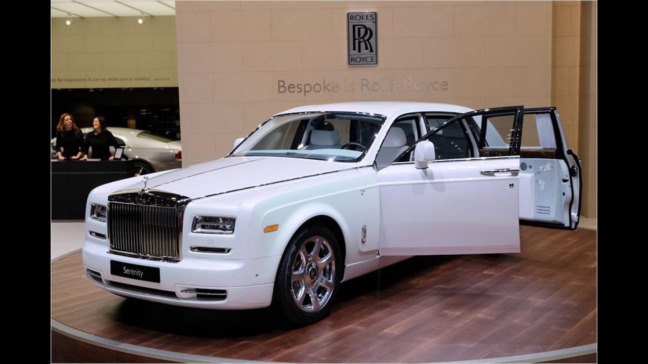 Rolls Royce Phantom Serenity