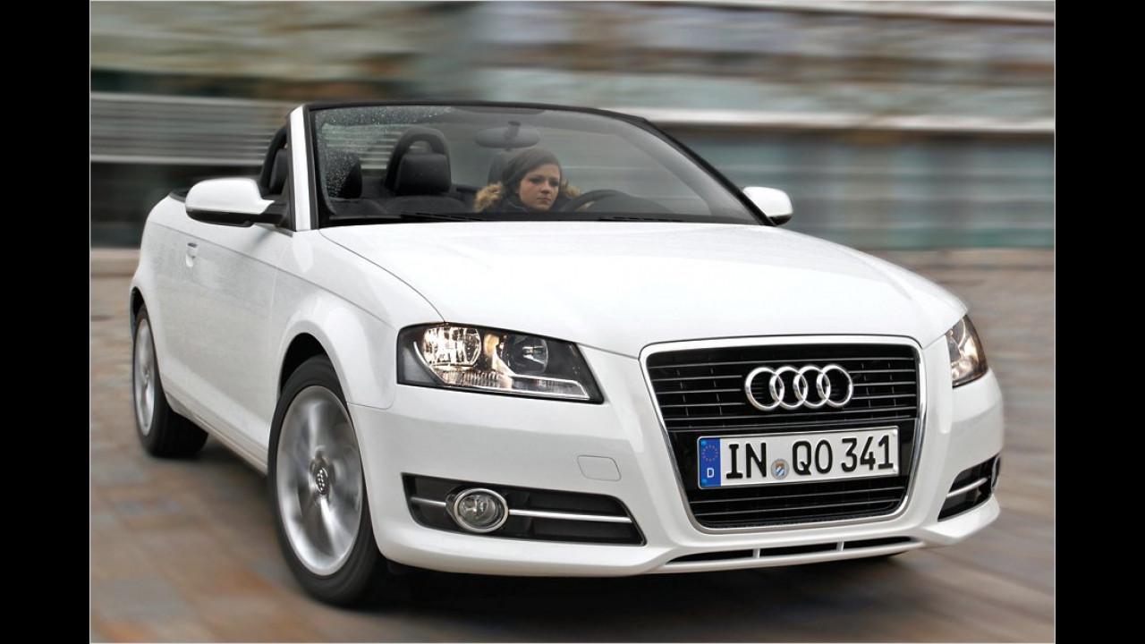 Sportwagen / Cabrios, 1. Platz: Audi A3 Cabrio
