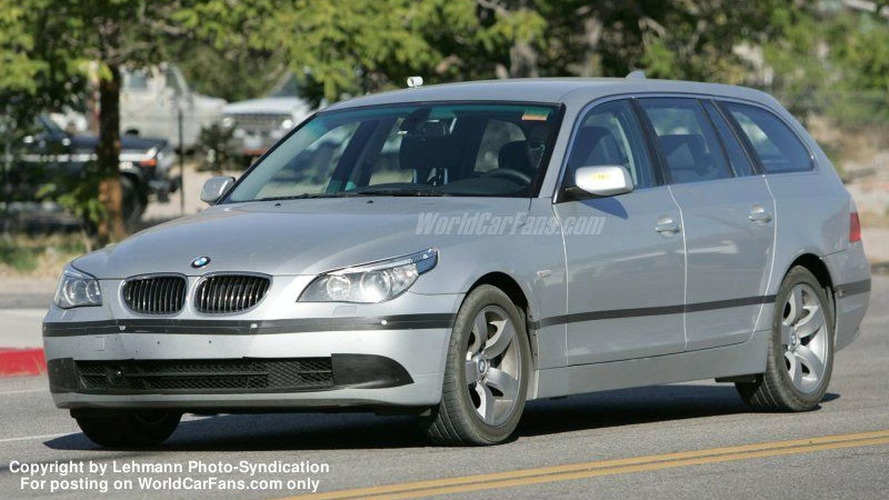 SPY PHOTOS: BMW 5-Series Facelift Latest Pics
