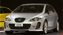 Seat Leon with new body kit
