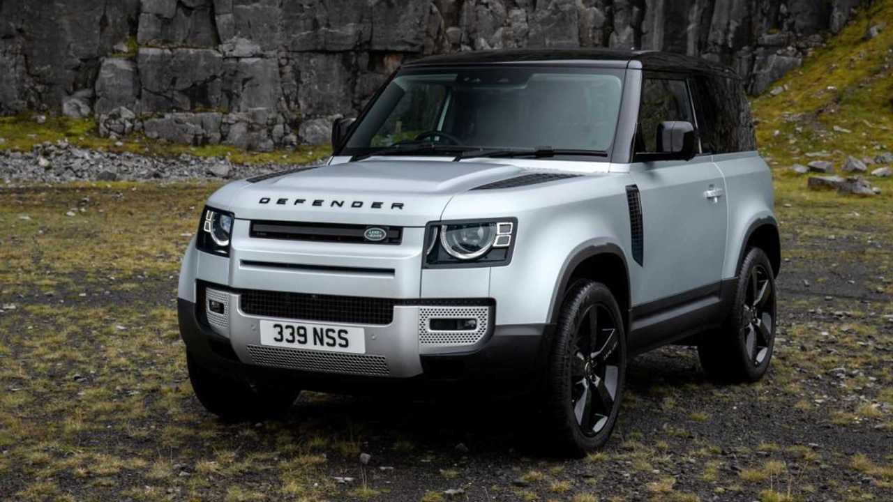 Land Rover Defender 90 (2020) для России