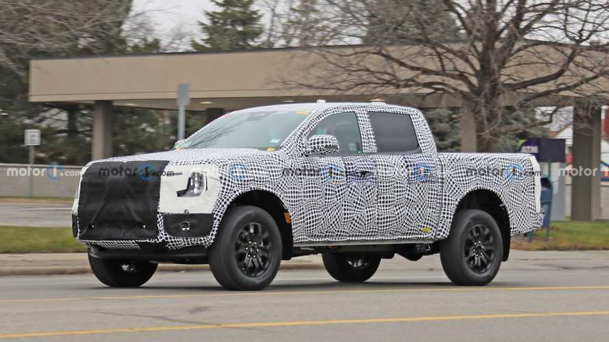 Nova Ford Ranger 2023 terá versão híbrida plug-in, confirma marca
