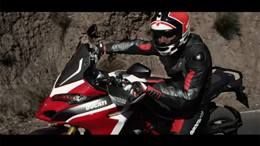 Ducati Multistrada 1260 Pikes Peak, il video