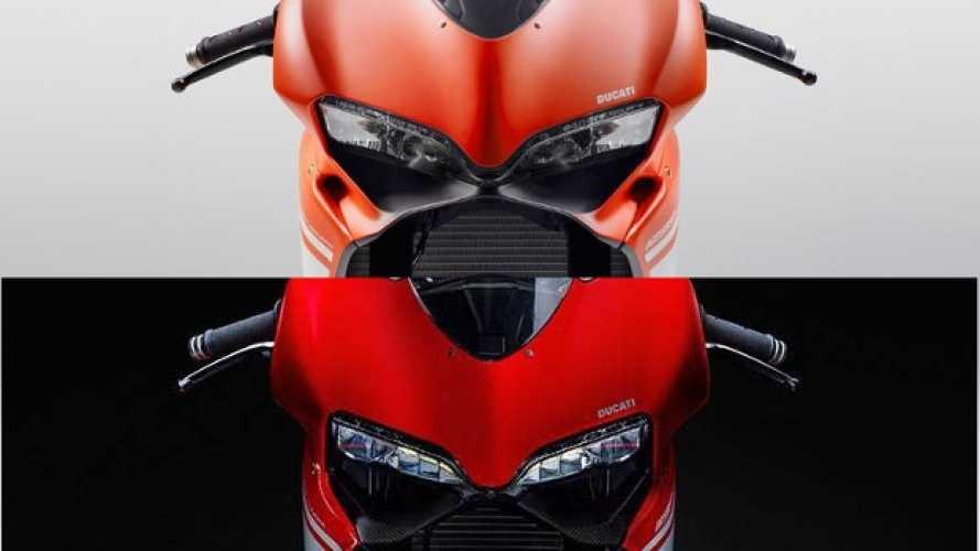 Ducati 1199 Superleggera Vs. 1299 Superleggera: le due generazioni a confronto