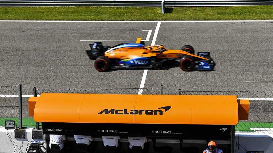 GP de Italia: Sainz impresiona y se cuela en el top 3; Hamilton, pole
