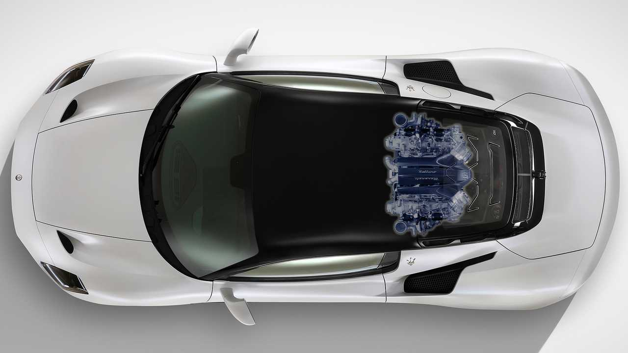 Maserati MC20, i segreti del motore Nettuno