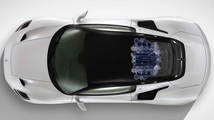 Nettuno, tutti i segreti del motore Made in Modena della Maserati MC20