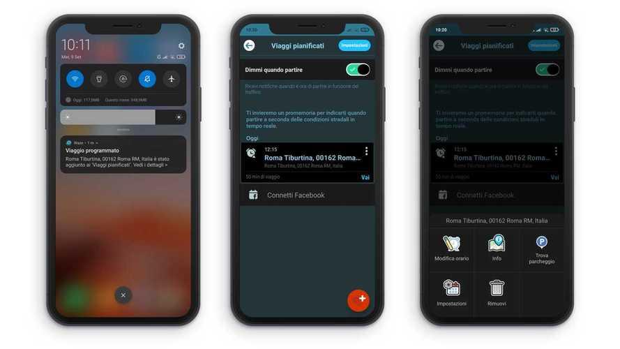 Viaggi in auto: dalla Live Map di Waze all'app per smartphone