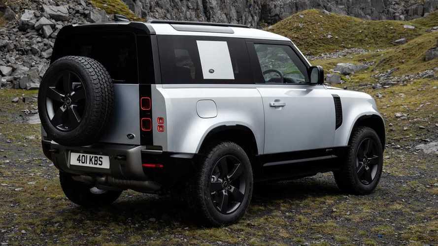 2021 Land Rover Defender 90 X-Dynamic - 5174703