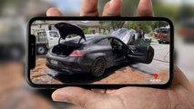 Mercedes-AMG C 63 Coupé fängt Feuer nach peinlichem Burnout-Versuch