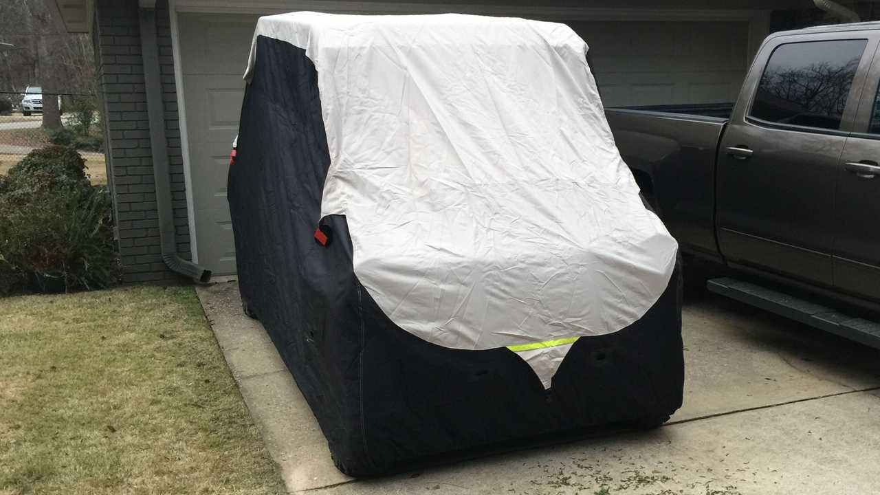 CarCovers.com Weatherproof MAX Shield UTV Cover