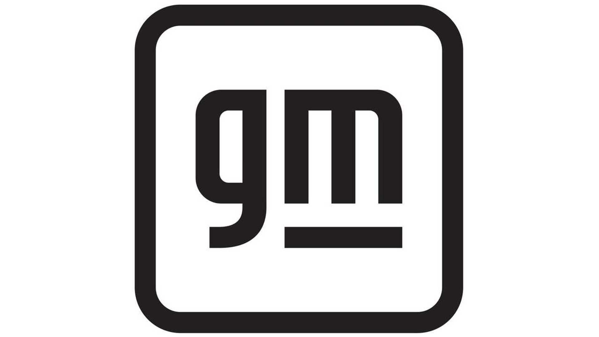Новый логотип GM