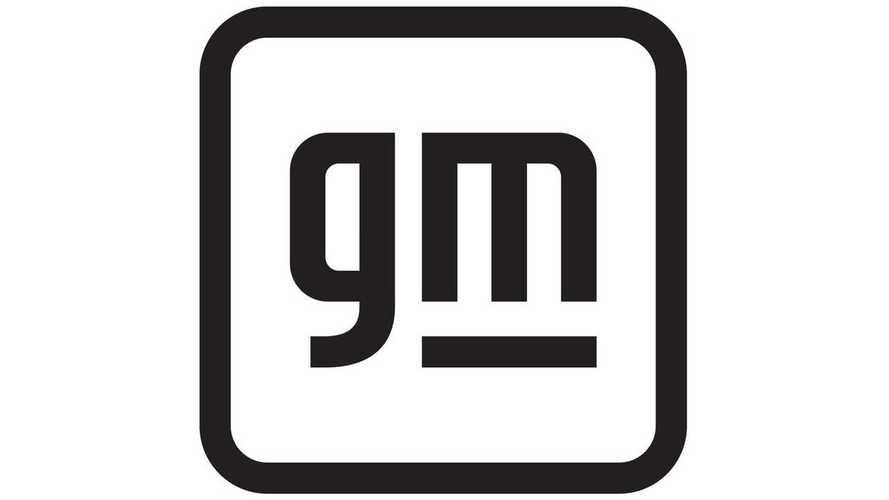 Neues GM-Logo (vorgestellt am 8. Januar 2021)