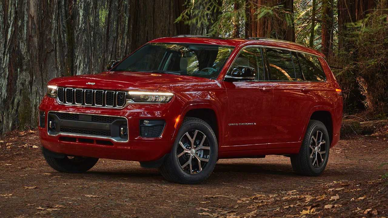 2021 Jeep Grand Cherokee L announces pricing information.