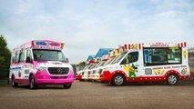 Der Eiswagen ist zurück: Aufbauspezialist Whitby Morrison ordert 55 weitere Mercedes-Benz Sprinter