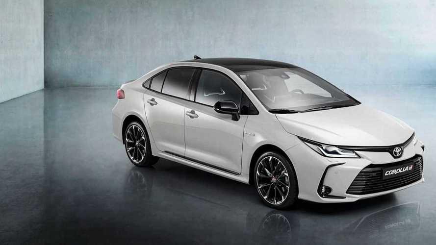 Toyota Corolla GR Sport 2021 tem lançamento confirmado para o Brasil