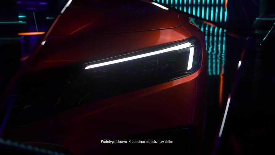Nuova Honda Civic, domani il debutto della compatta giapponese