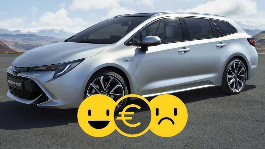 Promozione Corolla Hybrid Touring Sports, perché conviene e perché no