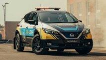 Nissan Re-Leaf: Bringt den Strom dorthin, wo er dringend gebraucht wird