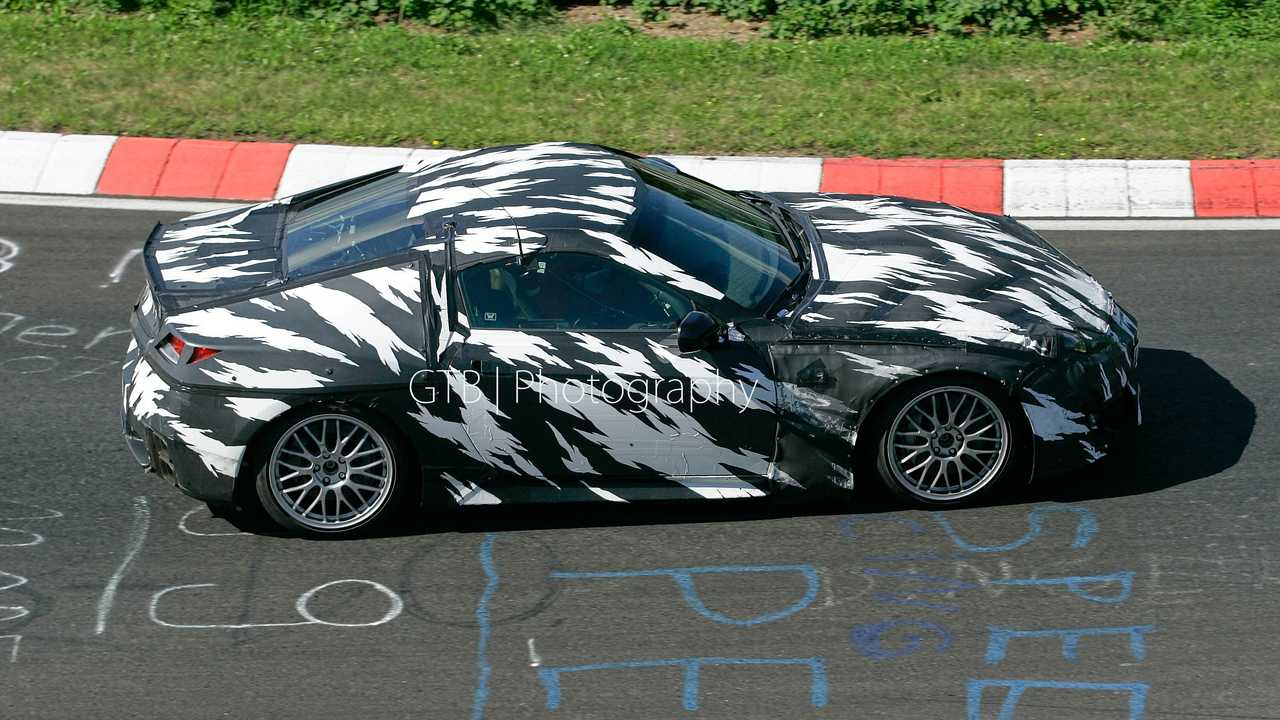2008 Acura NSX prototype side