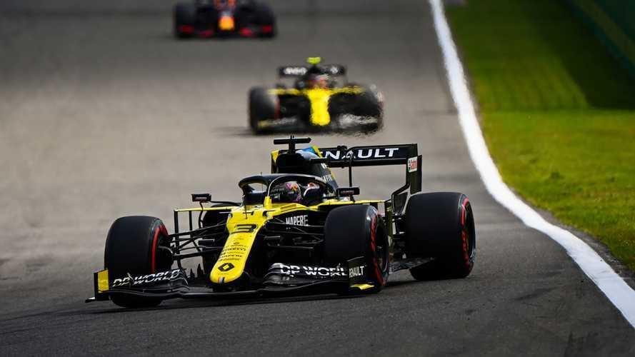 La F1 enregistre une perte de 88 M€, les revenus augmentent à nouveau