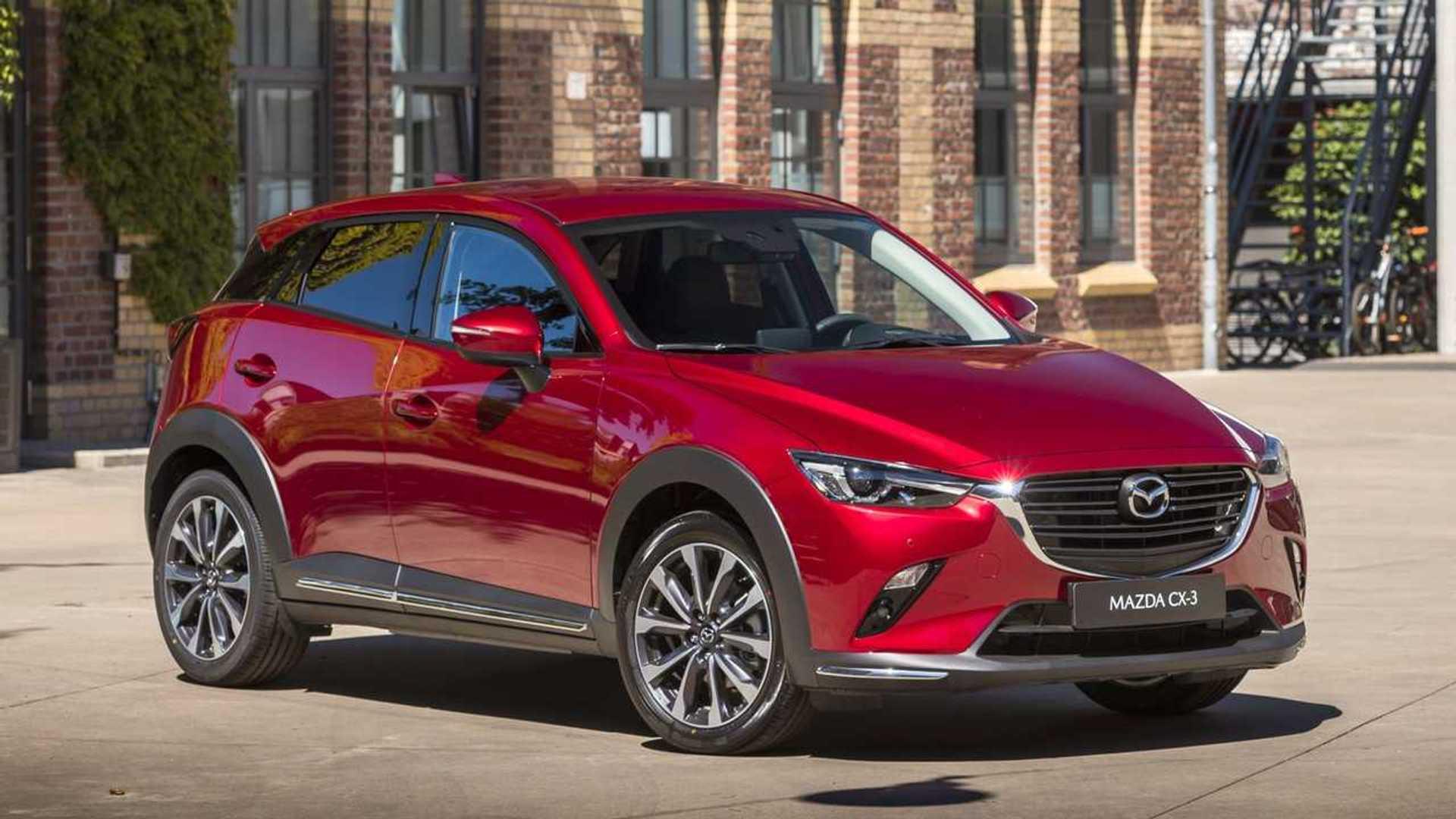 Mazda CX-3 (2021): Nur mehr ein einziger Motor statt dreien