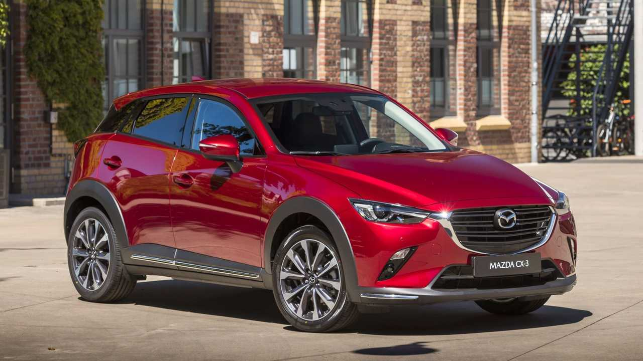2020 Mazda Cx 7 First Drive
