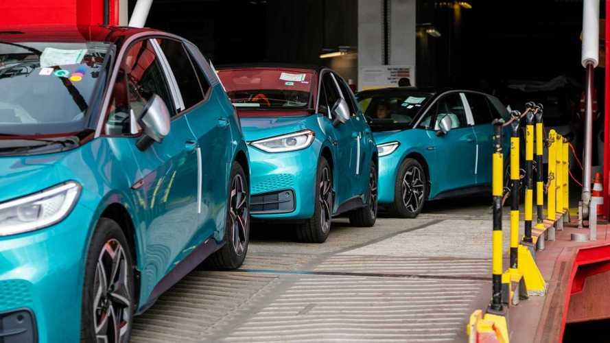 Volkswagen triplica vendas de carros elétricos no mundo em 2020; ID.3 é o campeão