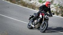 Honda CB650R e CBR650R - TESTE