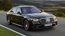 2021 Mercedes-Benz S580e Plug-In
