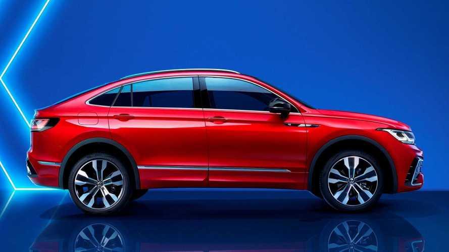 Vi piacerebbe una Volkswagen Tiguan coupé?