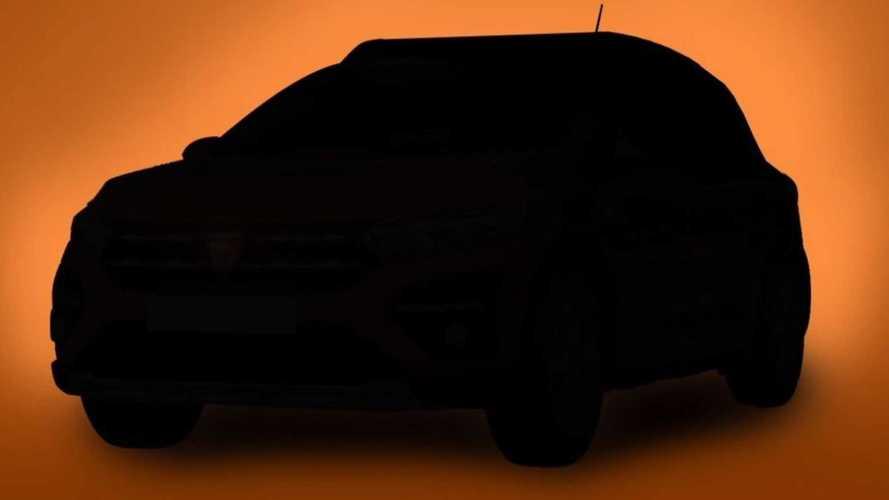 Novos Renault Sandero, Logan e Stepway 2021 aparecem em primeiro teaser